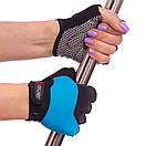 Жіночі рукавички для фітнесу Zelart 3788, розмір S (16-18 см), фото 4
