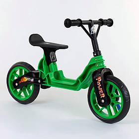 "Детский байк Orion (колёса 10"") 503 (1) Зелёный"