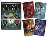 Карты Eternal Crystals Oracle Cards (Оракул Вечных Кристаллов), фото 2