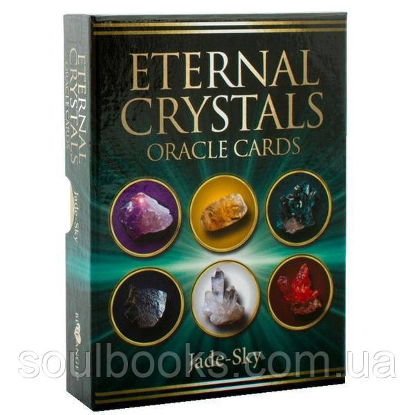 Карты Eternal Crystals Oracle Cards (Оракул Вечных Кристаллов)