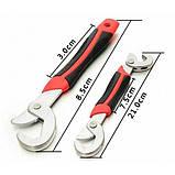 Универсальный разводной гаечный ключ Snap N Grip Original 2 шт в комплекте, фото 4