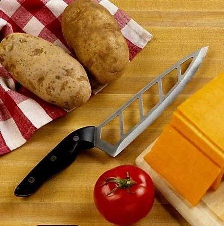 Мультифункциональный универсальный кухонный нож Aero Knife для нарезки, Кухонный нож профессиональный