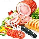 Мультифункциональный универсальный кухонный нож Aero Knife для нарезки, Кухонный нож профессиональный, фото 5