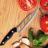 Мультифункциональный универсальный кухонный нож Aero Knife для нарезки, Кухонный нож профессиональный, фото 6