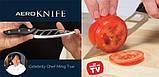 Мультифункциональный универсальный кухонный нож Aero Knife для нарезки, Кухонный нож профессиональный, фото 7