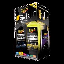 Подарочный набор для ухода за новым автомобилем Meguiar's G3200 New Car Kit