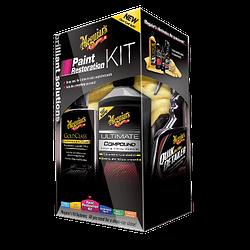 Подарочный набор для восстановления кузова авто Meguiar's G3300 Paint Restoration Kit