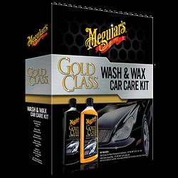 Набор для мойки и защиты авто Meguiar's G9966EU Gold Class Wash & Wax Car Care Kit