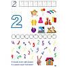 """Рабочая тетрадь Ю.Фишер №3 для детей 3-4 лет """"Цифры"""", фото 8"""