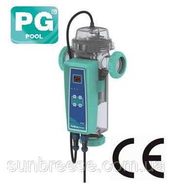 Електролізна установка Puritron GSCOL-20 On-Line Salt-Water для басейну до 90 м3