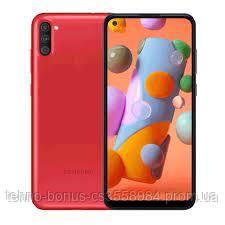 Смартфон Samsung Galaxy A11 2/32GB Red