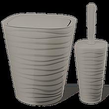 Набор для ванной комнаты Planet Welle 2 предмета лате
