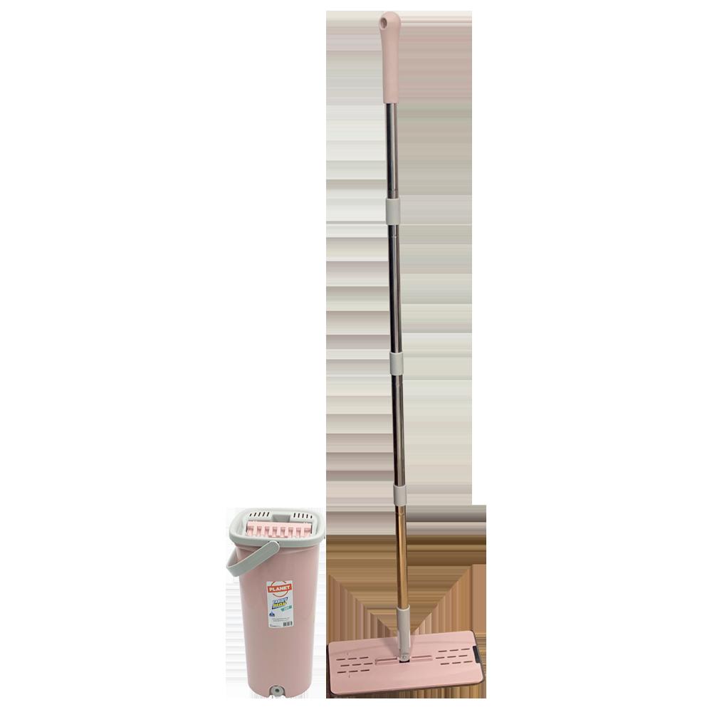 Набор для уборки Planet Tablet Mop Joy 6,5 л розовый