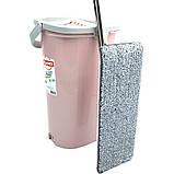 Набор для уборки Planet Tablet Mop Joy 6,5 л розовый, фото 7