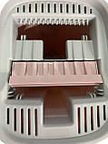 Набор для уборки Planet Tablet Mop Joy 6,5 л розовый, фото 8