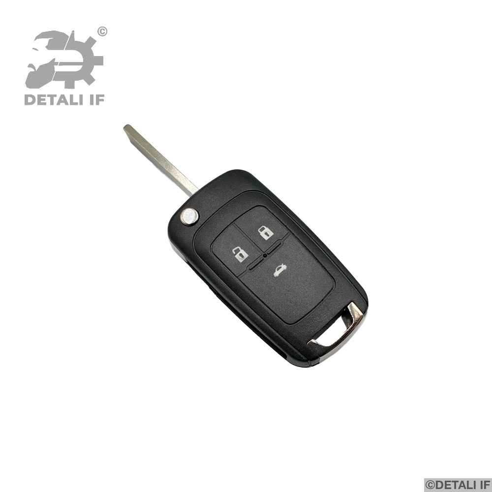 Ключ Cruze Chevrolet 3 кнопки