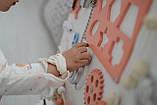 Бизиборд для дітей, розмір 60*70 см, фото 3