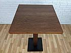 """Дерев'яний високий столик """"UNO-4"""" для кафе, фото 6"""