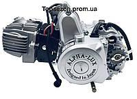 Двигатель Альфа Дельта 72сс механика