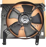 Вентилятор радиатора допорнительный Нубира PARTS MALL, PXNBC-004