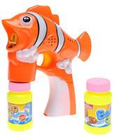 Пістолет для Пускання Мильних Бульбашок Рибка Немо