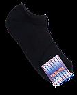 Шкарпетки жіночі укорочені вставка сіточка бавовна стрейч Україна р. 23-25.Від 10 пар по 6,50 грн, фото 2