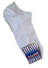 Шкарпетки жіночі укорочені вставка сіточка бавовна стрейч Україна р. 23-25.Від 10 пар по 6,50 грн, фото 3