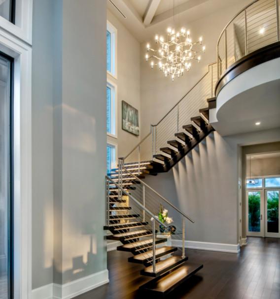 Сходи дерев'яні та металеві