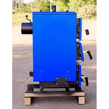"""Твердопаливний котел """"НЕУС-КТА"""" 40 кВт з автоматикою, фото 2"""