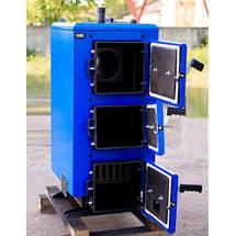 """Твердопаливний котел """"НЕУС-КТА"""" 40 кВт з автоматикою, фото 3"""