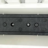 Горщик для квітів балконний Akasya 11 л сіро-коричневий, фото 4