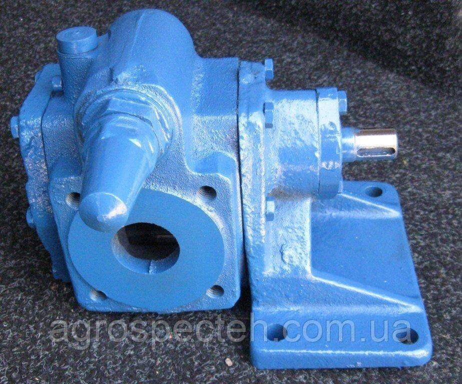 Насос шестерневий Ш40-4-19,5/4Б-5 для мазуту, масла, нафти бронзовий ротор
