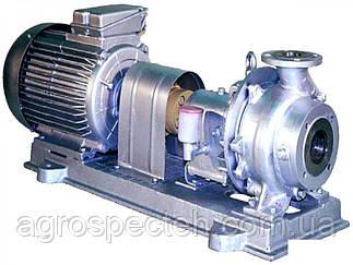 Насос АХ 50-32-200 хімічний з відкритим робочим колесом