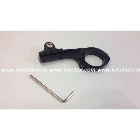 Кріплення GoPro алюмінієве, з виносом на кермо або труби 3,0 - 3,2 див.