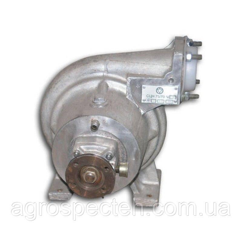 Насос СЦН 75/70 відцентрово-вихровий, самовсмоктуючий, горизонтальний для палива (лівого обертання)