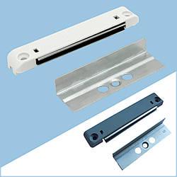 Замикач балконний магнітний 13 мм