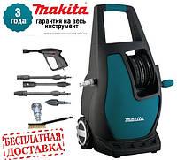 МініМийка Makita HW111 (1,7кВт; 370л/год; 110бар; 9,8кг)