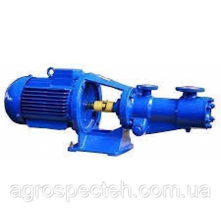 Трехвинтовой насос А1 3В 320/16-125/4Б