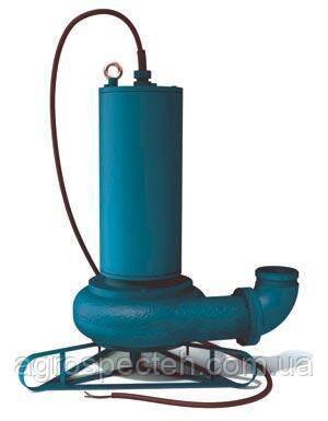 Фекальный насос ЦМФ 50-25 (7,5кВт, 1500об/мин)