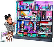 Домик для кукол ЛОЛ Оригинал L.O.L. Surprise OMG House с бассейном и куклой ЛОЛ Сюрприз ОМГ Uptown Girl 577270, фото 3