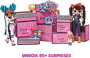 Домик для кукол ЛОЛ Оригинал L.O.L. Surprise OMG House с бассейном и куклой ЛОЛ Сюрприз ОМГ Uptown Girl 577270, фото 4