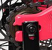 """Детский велосипед 20"""" Corso магниевый «Speedline» MG-90363 розовый, фото 7"""