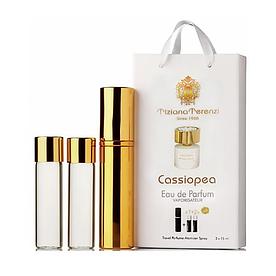 Міні-парфуми з феромонами унісекс Tiziana Унд Cassiopea 3х15 мл