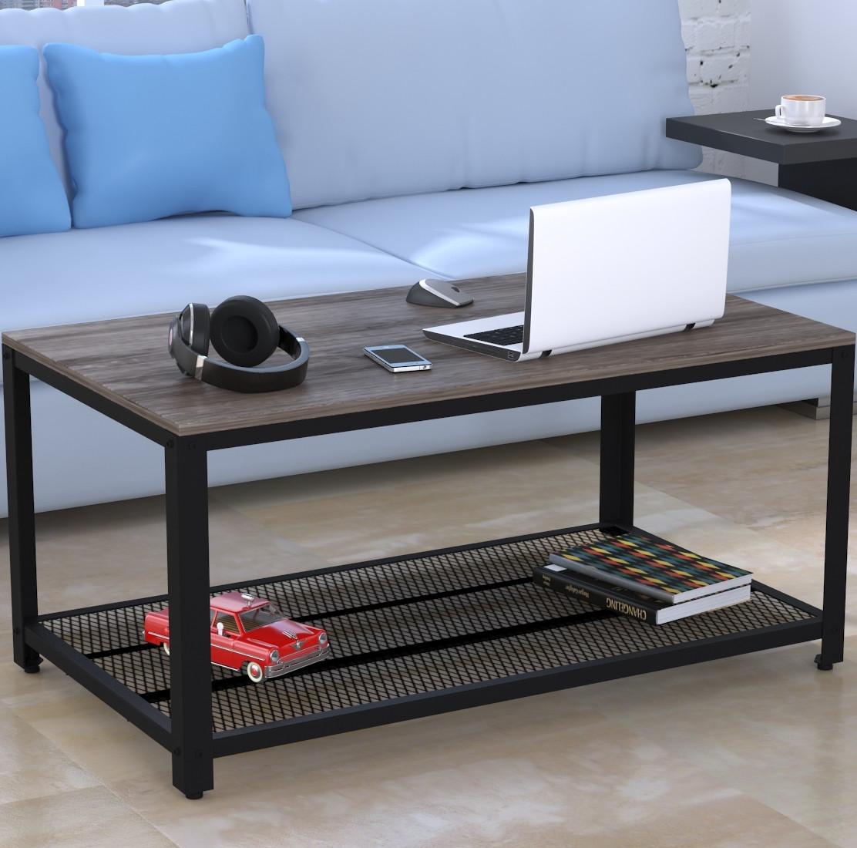 Журнальний столик Loft Design V-105 Дуб Палена