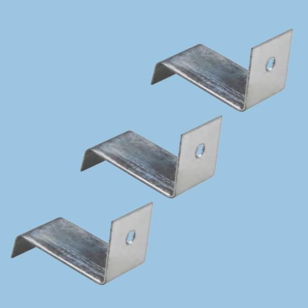 Универсальная крепежная скоба Z-образная (от 500 шт.)