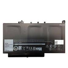 Батарея для ноутбука Dell Latitude E7470 (PDNM2) 11.1 V 3180mAh чорна нова