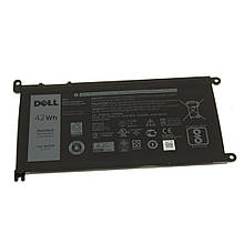 Батарея для ноутбука Dell Inspiron 13 5368, 13MF PRO-D1708TS, 15 7560, 15MF-1508TA (WDX0R) 11.4 V 3500mAh нова