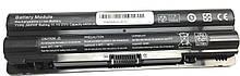 Батарея для ноутбука Dell XPS 14, 14Z, L412z, 15, 15z, L501x. L502x (J70W7) 11.1 V 5200mAh чорна нова