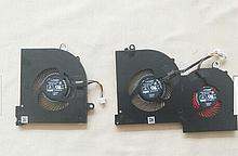 Кулер (пара) MSI GS65 GS65VR P65 MS-16Q2 16Q1 GPU CPU новый