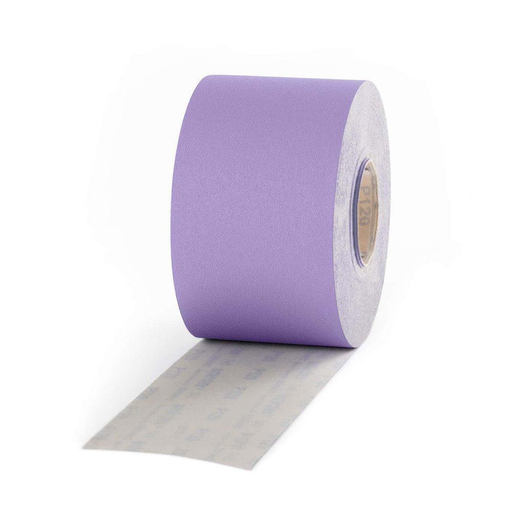 Папір для сухої шліфовки Smirdex 740. Рулон. ширина 115 мм, довжина 50. Зерно 40-600